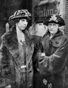 June Buchanan and Alice Lloyd