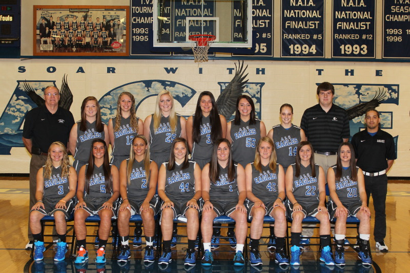 Women's Basketball Team Photo 14-15