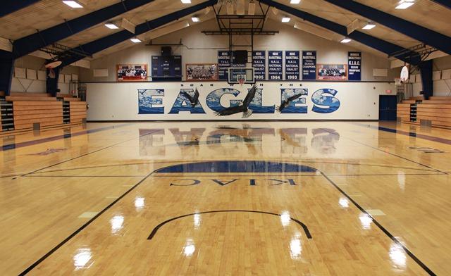 Alice Lloyd College gymnasium