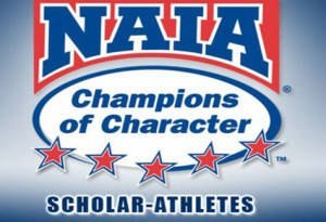 NAIA Scholar athletes