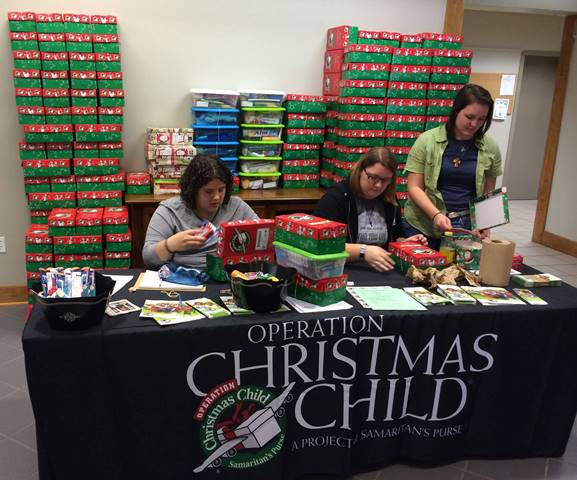 Operation Christmas Child 3