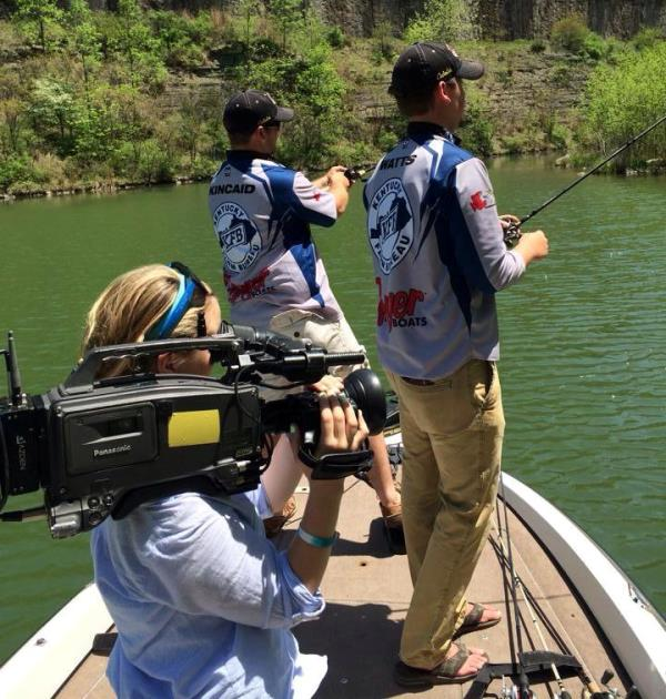 ALC Anglers Find Themselves in Local Limelight
