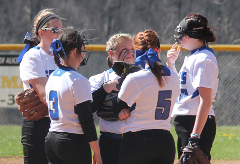 Alice Lloyd Softball Hosts Midway University