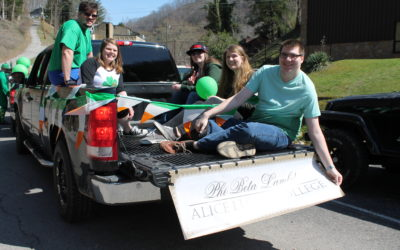 Honoring Our Heritage: ALC's First St. Patrick's Day Parade