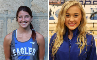 Women's Athlete of the Week: Brittney Buttrey and Lakyn Wallace