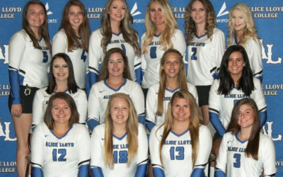 Lady EaglesLook Forward to ExcitingVolleyball Season