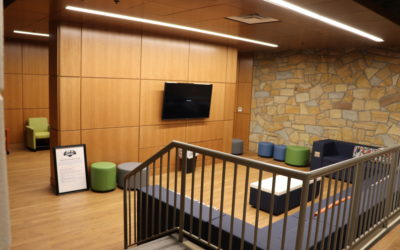 Alice Lloyd College Holds Open House for First Phase of Campus Center