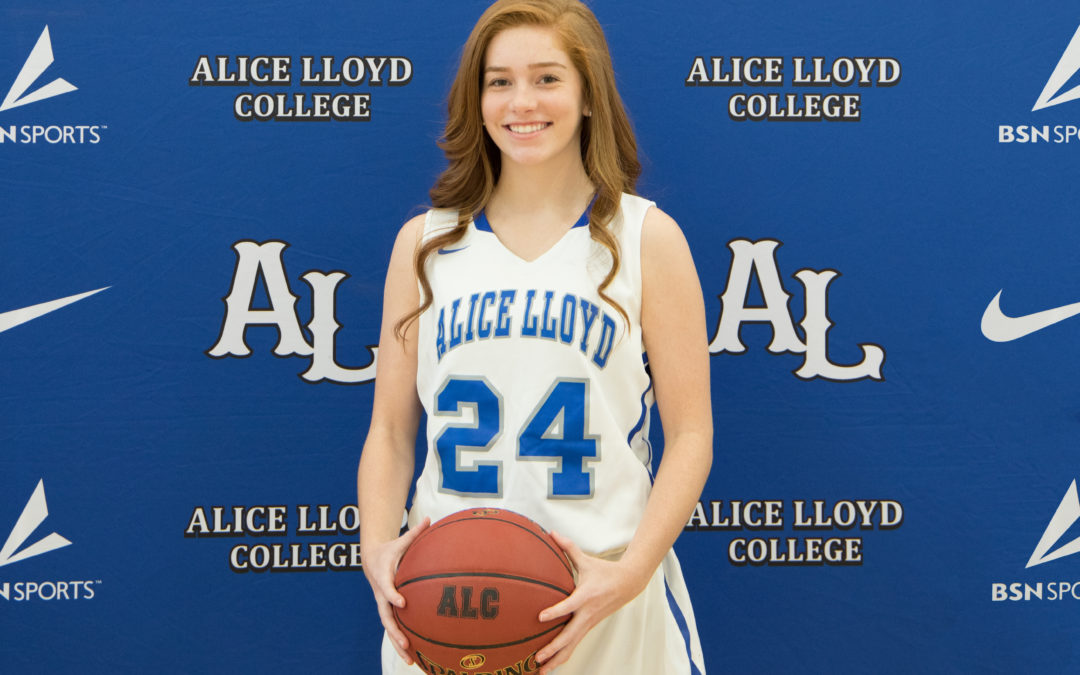 Women's Student-Athlete of the Week: Ali May