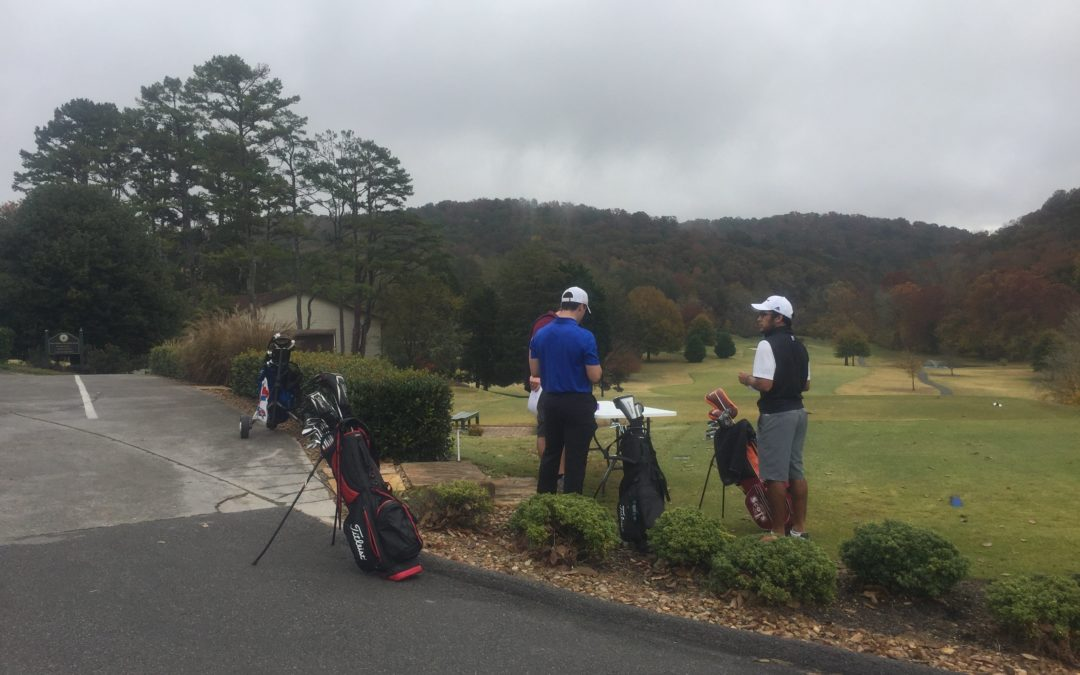 Eagles Golf Competes in Hiwassee Fall Invitational