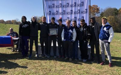 Men's Student-Athlete of the Week: Eagles Cross Country Team