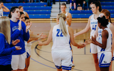 Lady Eagles Host University of the Cumberlands
