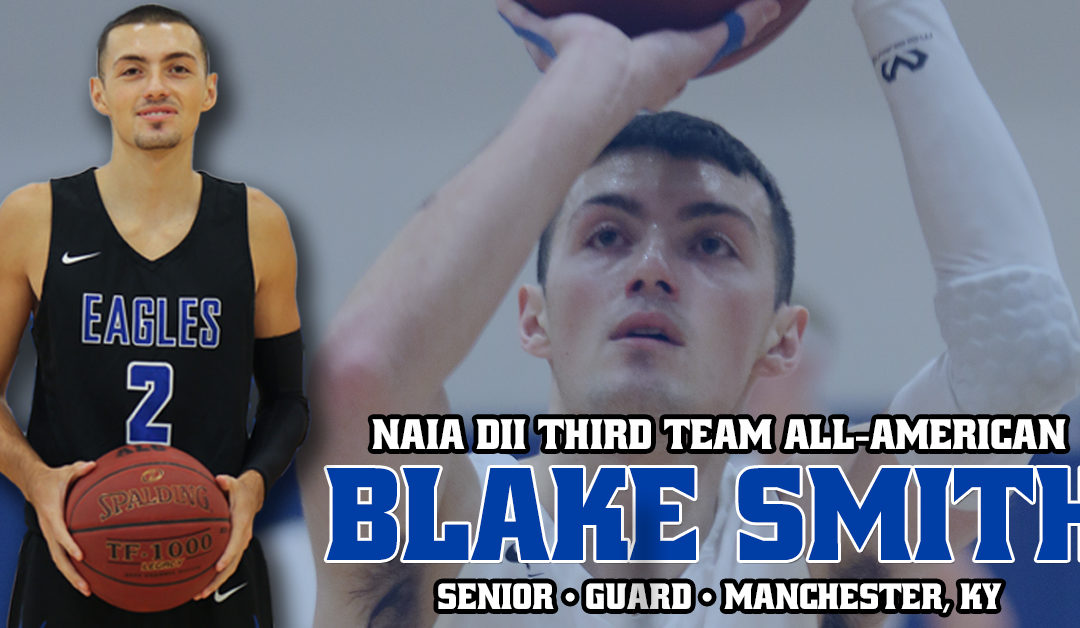 Alice Lloyd's Blake Smith Named NAIA DII All-American
